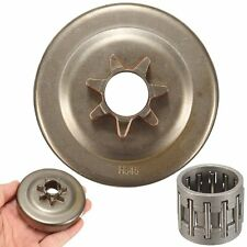 7T Clutch Cover Drum Chain Sprocket For Husqvarna 340 345 350 445 445E 450 450E