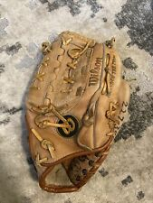 "WILSON A2245 Leather 12"" Bruce Sutter Cy Young Award Baseball/Softball Glove RHT"