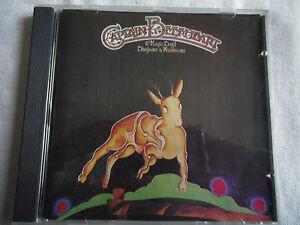 CD  CAPITAIN BEEFHEART  THE MAGIC BAND   BLUESJEANS & MOONREAMS
