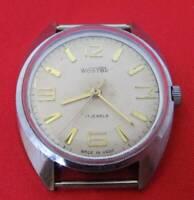 Vostok Wostok wrist watch Made in USSR ORIGINAL VINTAGE SOVIET MENS WRISTWATCH