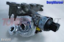 Turbolader Skoda Octavia Superb Yeti 2,0 TDI Motor CBBB CEGA mit 125 kW 170 PS