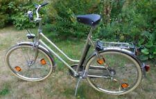 Oldtimer-Stil im Luftpumpe Fahrräder