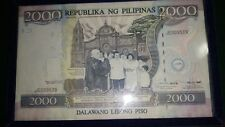 ₱2000 LIMITED  300K PRINTED WITH COA. UNCIRCULATED!!