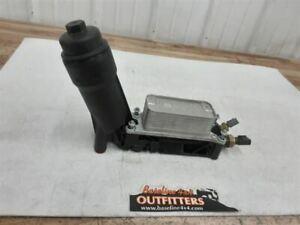 Jeep JK Wrangler 3.6L V6 Engine Oil Cooler Assembly 05184294AE 2012-2013 41380