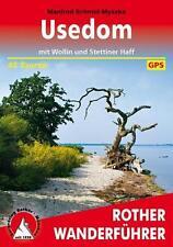 Insel Usedom mit Wollin u. Stettiner Haff / Rother Wanderführer (45 Touren)