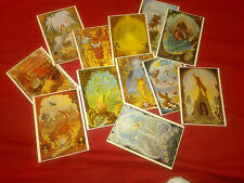 Segni zodiacali esoterici - Johfra - Esoteric zodiac signs