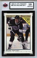 1990-91 OPC Premier #38 Wayne Gretzky Graded 10.0 GEM MINT (100519-06)