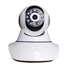 ONVIF Wifi 720P HD Dual Audio IR Cut Night Vision IP Camera Support 128G TF Card