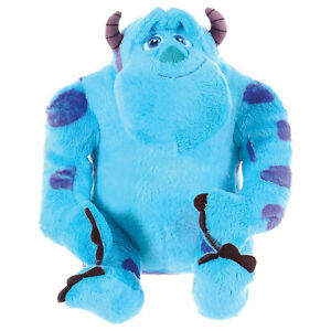 Disney Pixar Monsters Inc. 10-Inch Plush Sulley BRAND NEW