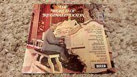 """The World Of Reginald Dixon - 12"""" vinyl LP album"""