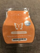 Scentsy Scent of the Month October 2016 Farmstand Pumpkin Htf Halloween Fall