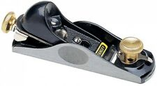 Stanley 6 In. Bailey Low Angle Block Plane Cutter Woodworking Cutting Tool New