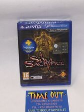 SOUL SACRIFICE GAME PS VITA NUOVO ITALIANO NEW  SEALED