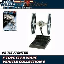 F-TOYS STAR WARS VEHICLE 6 IMPERIAL EMPIRE TIE FIGHTER 1:144 MODEL SW_6.5