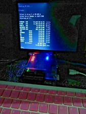 TerASIC DE0 FPGA Board Implemented IBM XT clone for play and test not apple ii
