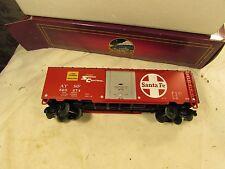 MTH 20-94008 Santa Fe Reefer Car with original box