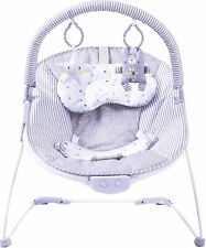 Red Kite Baby LINEN Cozy Bouncer Vibrating Bouncer With Music And Toys GREY
