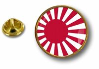 pins pin badge pin's metal button drapeau japon kamikaze rising sun