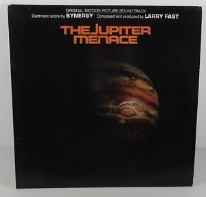 THE JUPITER MENANCE (Motion Picture Soundtrack, Larry Fast and Synergy)