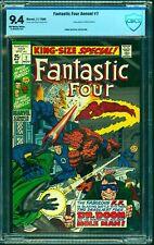 Fantastic Four Annual #7 CBCS NM 9.4 Off White to White