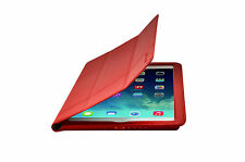 Cirago Red Slim-Fit Genuine Leather Case for iPad Air Leather iPad Air Case