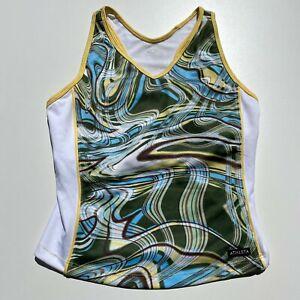 Athleta Active Tank Top Women's M Multi-color Sleeveless Gym Yoga Athleisure