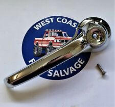 NEW INNER  DOOR HANDLE DRIVERS SIDE SUIT HOLDEN HQ HJ HX HZ WB 07//71-10//84