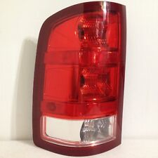 2007 2008 2009 2010 2011 2012 2013 GMC Sierra 1500 2500 3500 L Tail Light Shiny