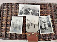 Vintage Family Cabinet Photos Portraits Photographs  1800's  1900's lot of 5