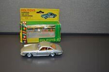 Vintage Politoys Ferrari 330 GTC Pininfarina #562 Die cast 1:43 Scale