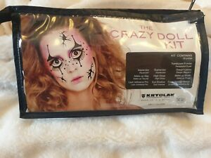 Kryolan Professional Make-up The Crazy Doll Kit Stage Make-up Halloween Costume