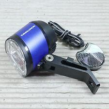 TRELOCK LED LAMPE Bike-i Prio 80 Lux LS 905 / 80 FD/S/SL/A BLAU mit Halter