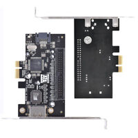 PCI-E PCI Express to IDE ATA133 + SATA II + ESATA Raid JMB363 Adapter Card