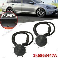 2X 1K6863447A Rear Parcel Shelf String Strap Cord For VW Golf MK5 & MK6 GTI TDI