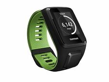 TomTom Runner 3 - Black/Green - Small - GPS Multisport Fitness Watch (U)