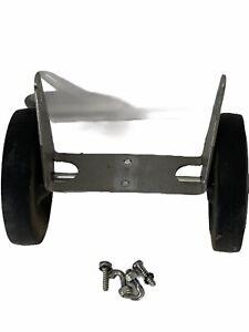 Schwinn Airdyne Transport Wheels Ad3 & Ad4 Air-Dyne Air Dyne w/ Hardware