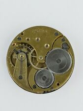 Omega Antique Pocket Watch Movement - Great Condition - Good Balance (G57)