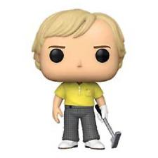 FunKo Pop! Golf Legend Jack Nicklaus The Golden Bear Figure #02 Brand New