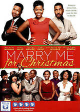 Marry Me for Christmas dvd