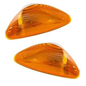 INTERNATIONAL HEAVY DUTY PAIR SIDE MARKER LIGHTS LEFT RIGHT 3561966C1 3561965C1