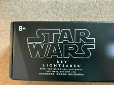 Star Wars Rey Lightsaber Disney Park Exclusive New Rare collectors item. ForceFX