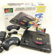 MEGA DRIVE PLUS 1 SONIC Console System Boxed HAA-2510 Tested Ref/A20713879