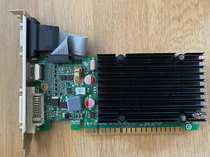 EVGA Nvidia GeForce 8400GS 512MB PCI-E Graphics GFX Card (Full Height)