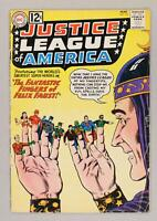 Justice League of America (1st Series) #10 1962 FR/GD 1.5