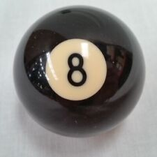 "Eddie Charlton 2"" Number 8 Black Ball"