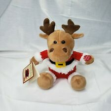 Chantilly Lane Musicals Christmas Holidays Moose Jinkle Bell Rock Plush New