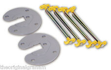 Fiamma Kit Awning Plate (including pegs)