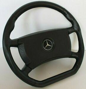 Steering Wheel OEM Mercedes Benz Ergonomic Flat W123 W124 W126 R107 G 79-92