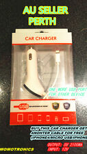 CLEARANCE FOR IPHONE5 ONLY USB CAR CHARGER