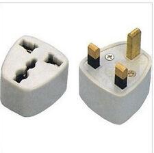 USA/Australia/AU/EU Universal to UK Converter Travel Adaptor Plug United Kingdom